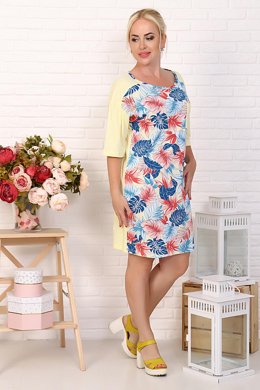 Туника 3639 для женщин НАТАЛИ 348419 купить оптом от производителя. Совместная покупка женской одежды в OptMoyo