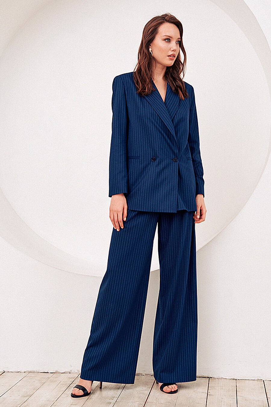 Брюки для женщин DELIA 649115 купить оптом от производителя. Совместная покупка женской одежды в OptMoyo