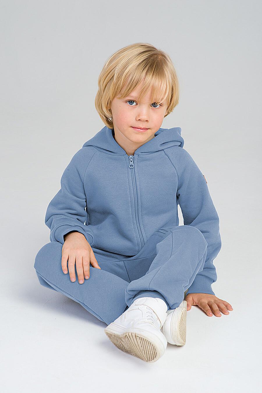 Комбинезон для мальчиков EZANNA 649181 купить оптом от производителя. Совместная покупка детской одежды в OptMoyo