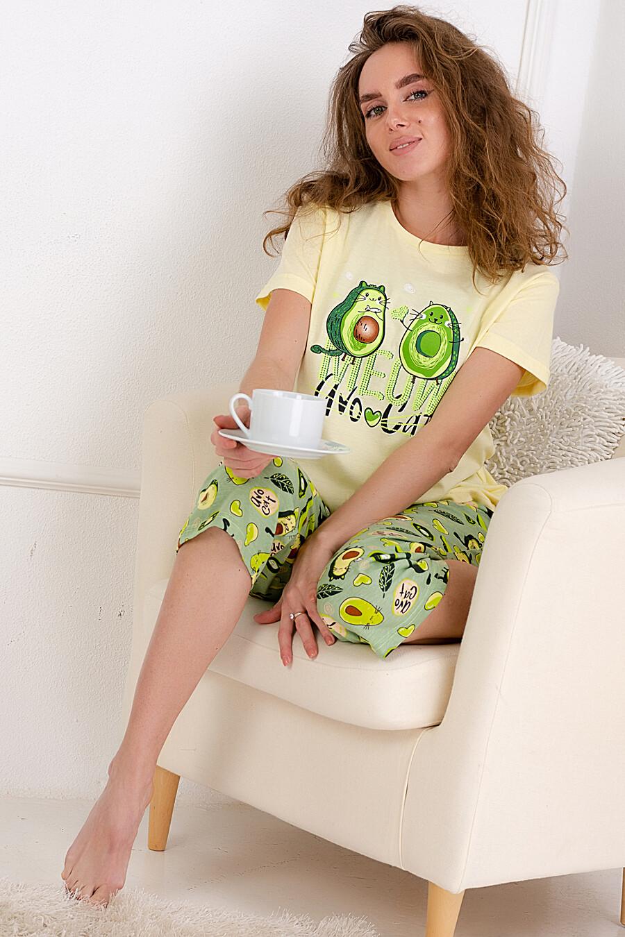 Пижама Бусинка для женщин НАТАЛИ 649613 купить оптом от производителя. Совместная покупка женской одежды в OptMoyo