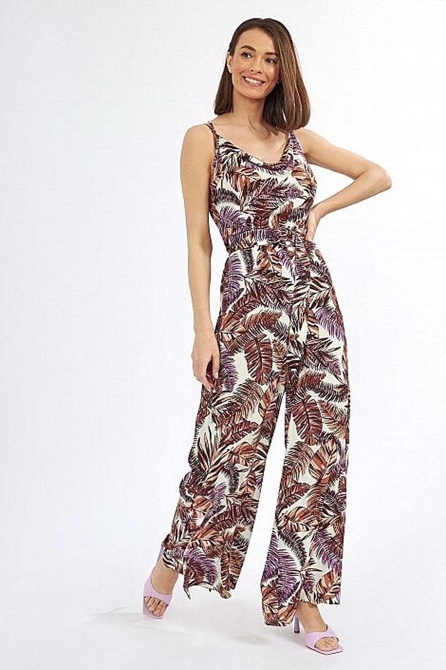 Комбинезон  для женщин CALISTA 655295 купить оптом от производителя. Совместная покупка женской одежды в OptMoyo