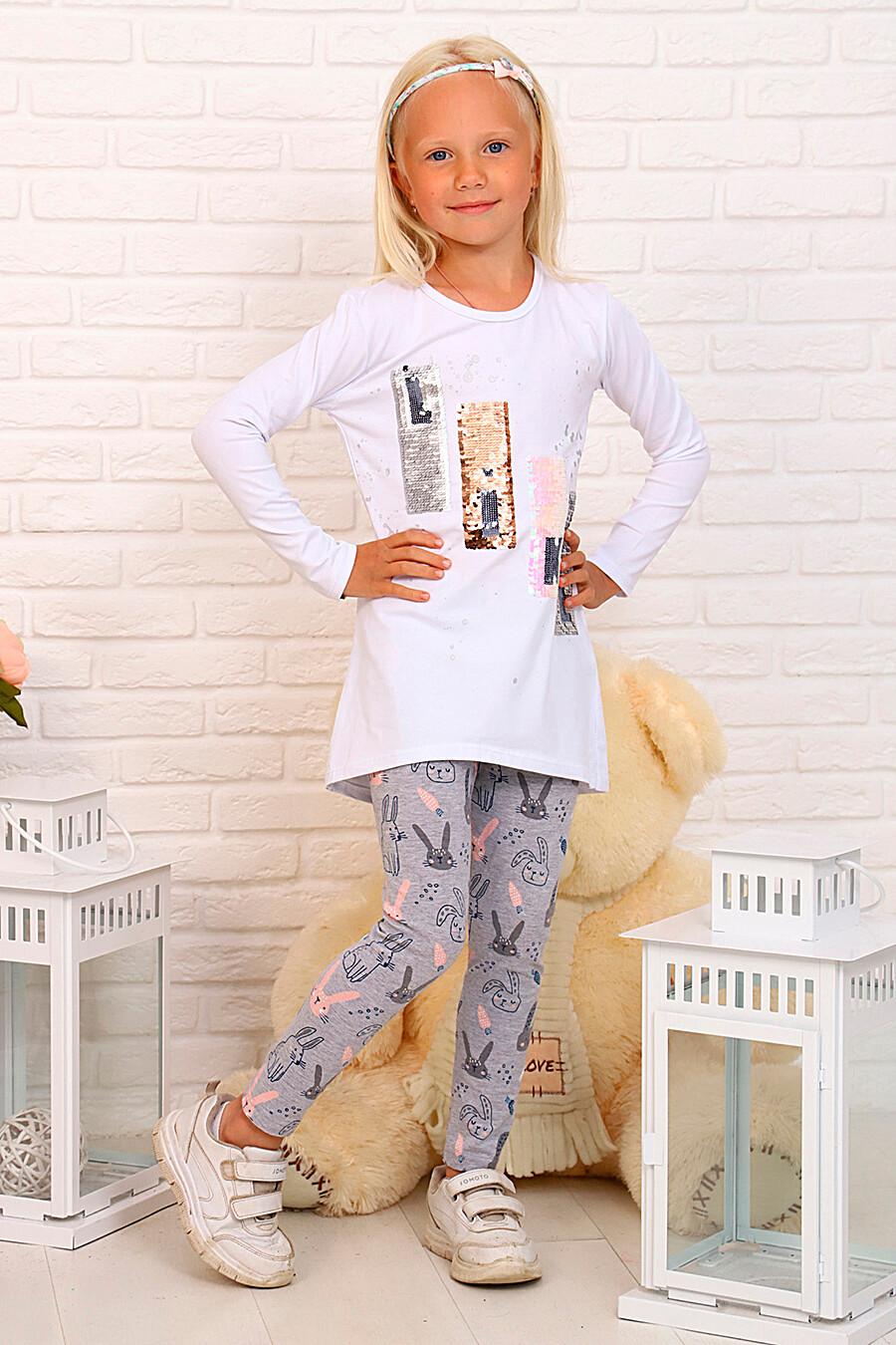 Туника для девочек SOFIYA37 667979 купить оптом от производителя. Совместная покупка детской одежды в OptMoyo