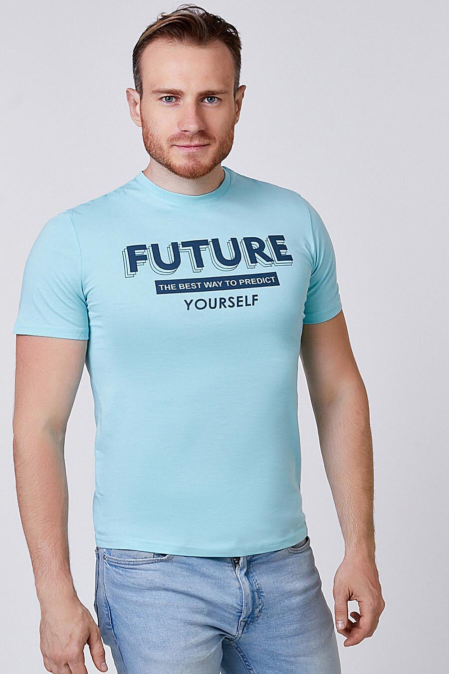 Футболка для мужчин ROXY FOXY 668021 купить оптом от производителя. Совместная покупка мужской одежды в OptMoyo
