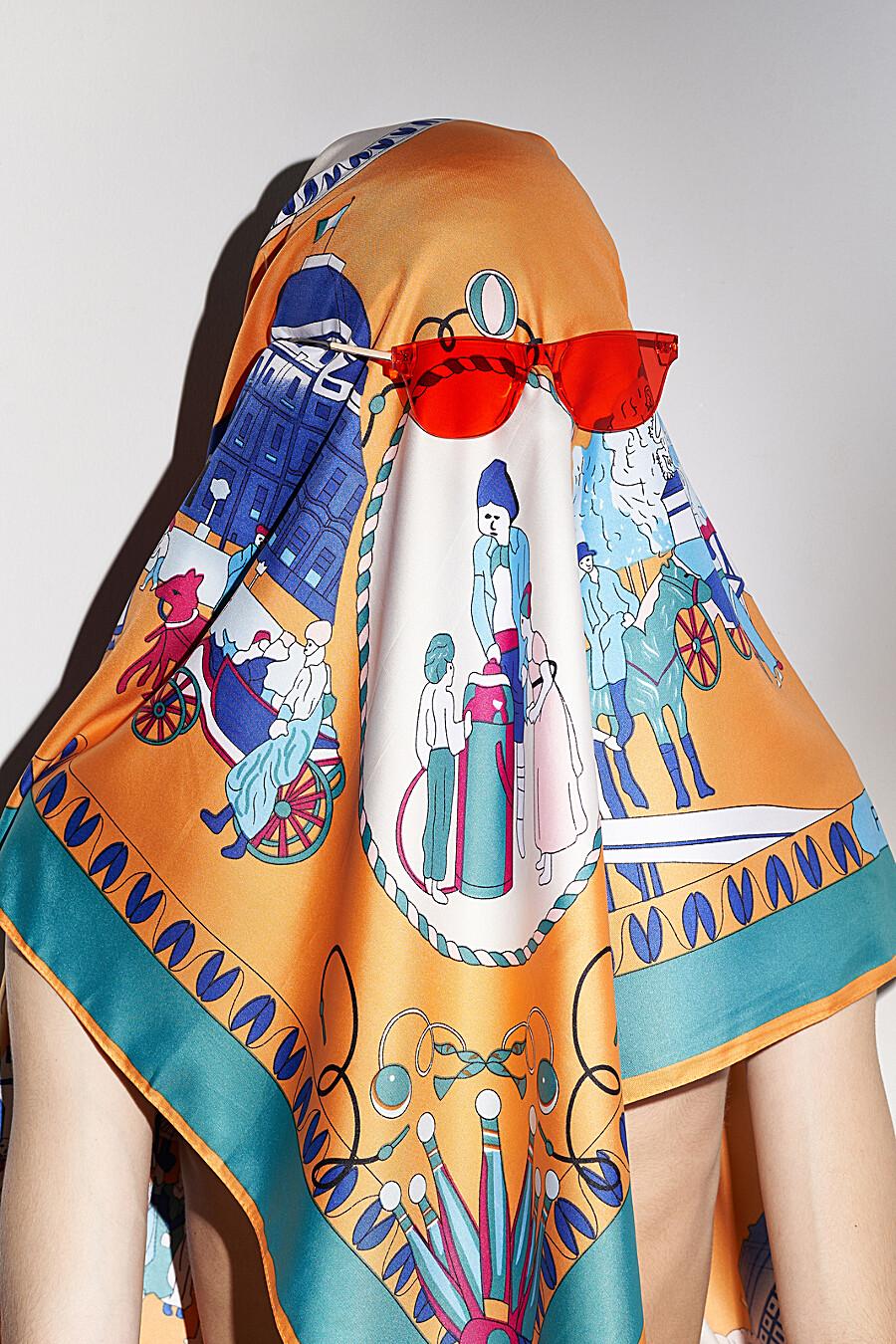 """Платок """"Город тайн"""" Nothing Shop (668108), купить в Moyo.moda"""