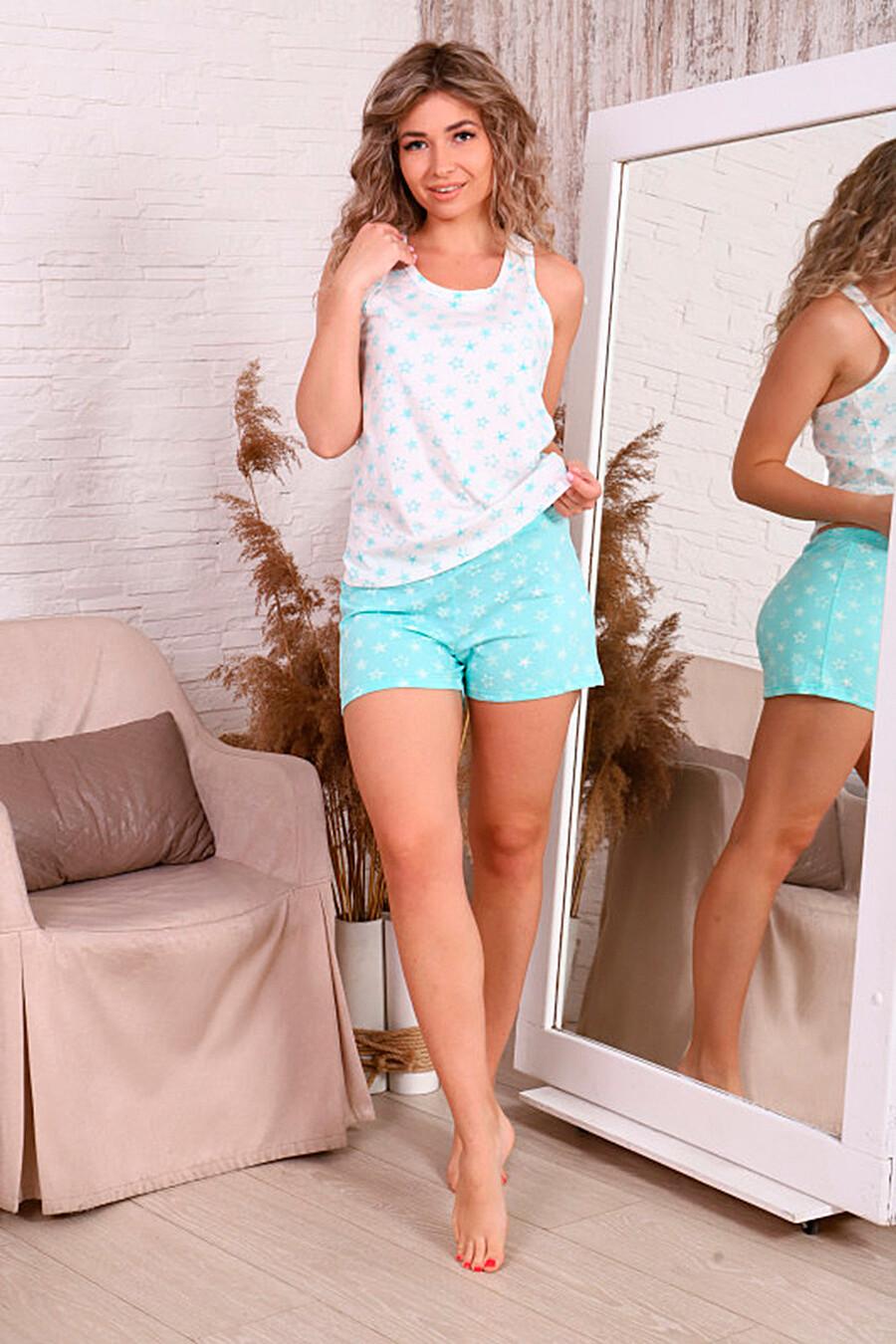Пижама для женщин SOFIYA37 668345 купить оптом от производителя. Совместная покупка женской одежды в OptMoyo
