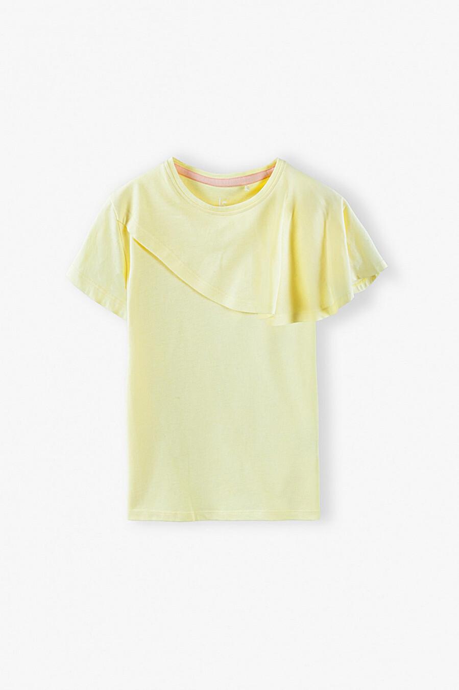 Футболка для девочек 5.10.15 668600 купить оптом от производителя. Совместная покупка детской одежды в OptMoyo