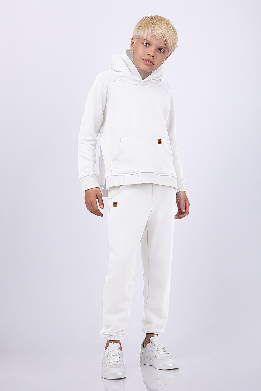 Брюки для мальчиков EZANNA 682367 купить оптом от производителя. Совместная покупка детской одежды в OptMoyo