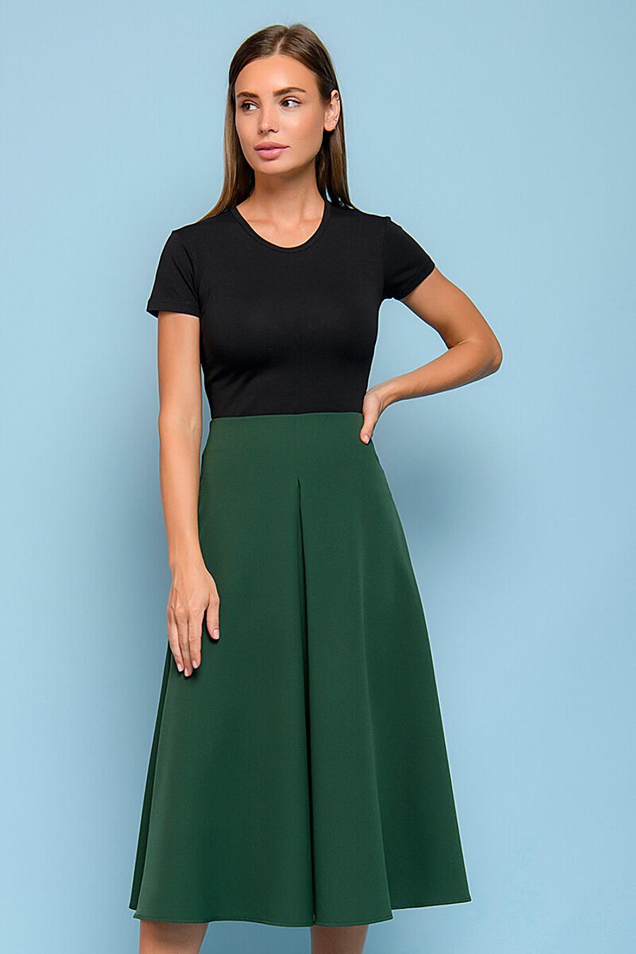 Юбка для женщин 1001 DRESS 682448 купить оптом от производителя. Совместная покупка женской одежды в OptMoyo