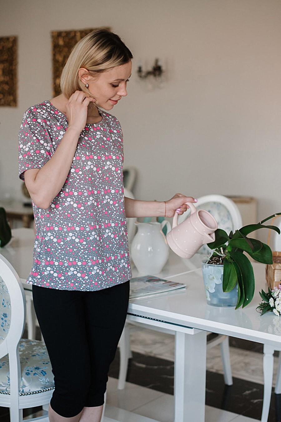 Пижама для женщин ALTEX 682667 купить оптом от производителя. Совместная покупка женской одежды в OptMoyo