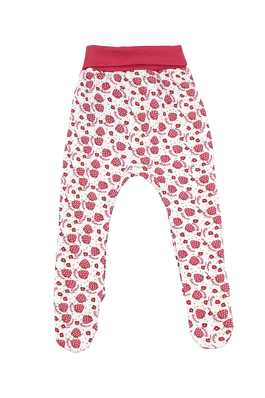 Ползунки для девочек АПРЕЛЬ 699935 купить оптом от производителя. Совместная покупка детской одежды в OptMoyo