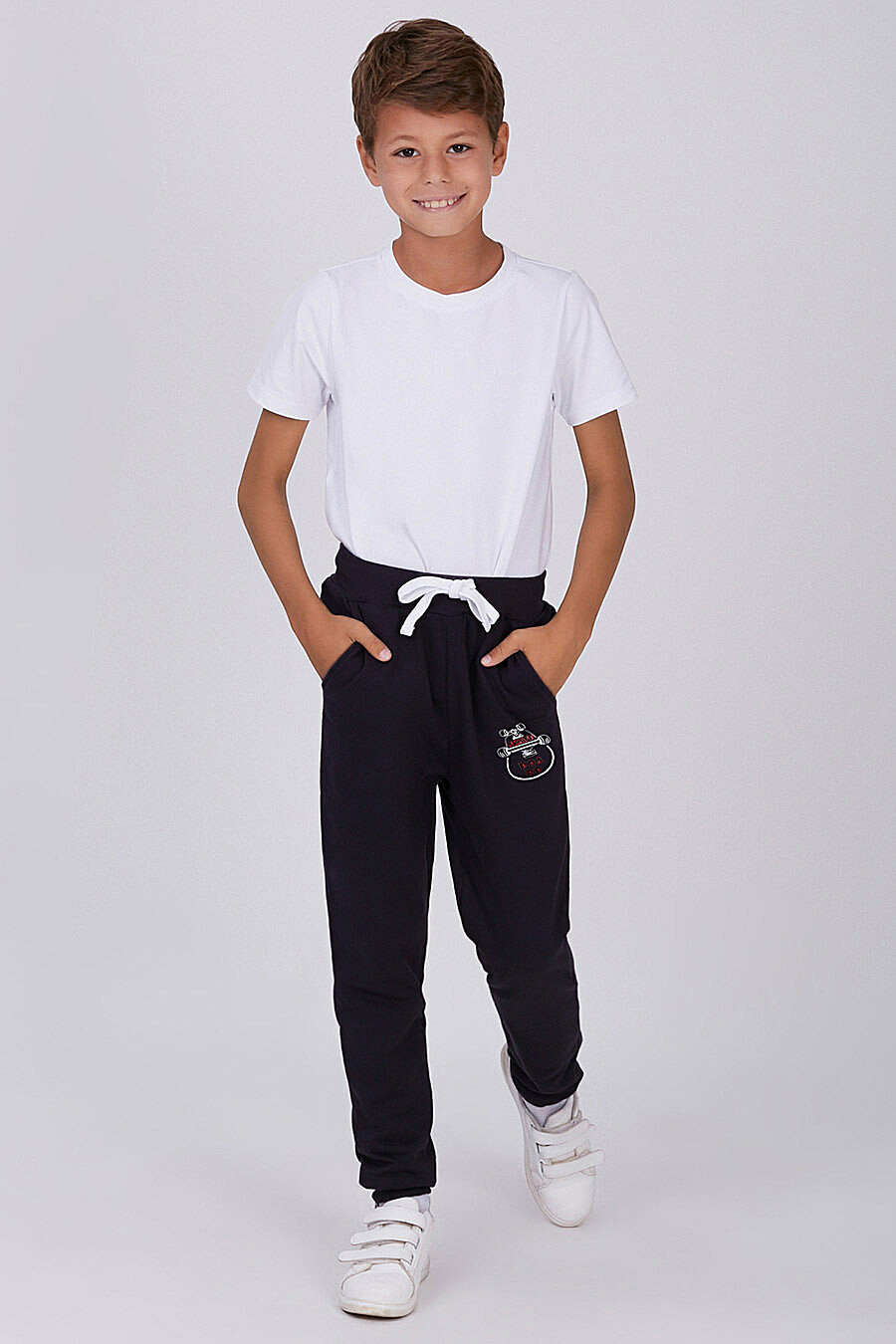 Брюки для мальчиков ROXY FOXY 700010 купить оптом от производителя. Совместная покупка детской одежды в OptMoyo