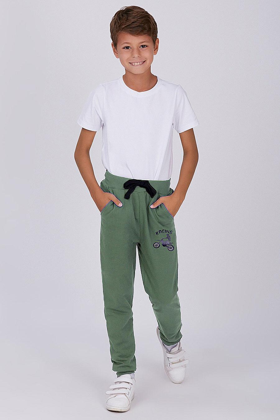 Брюки для мальчиков ROXY FOXY 700019 купить оптом от производителя. Совместная покупка детской одежды в OptMoyo