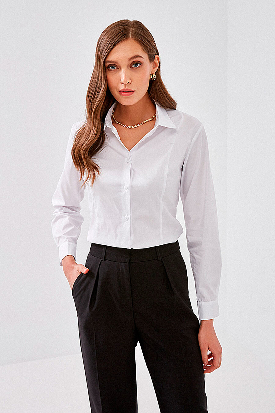 Блуза для женщин VITTORIA VICCI 700046 купить оптом от производителя. Совместная покупка женской одежды в OptMoyo
