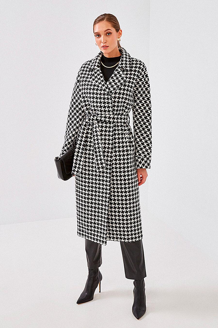 Пальто для женщин VITTORIA VICCI 700907 купить оптом от производителя. Совместная покупка женской одежды в OptMoyo