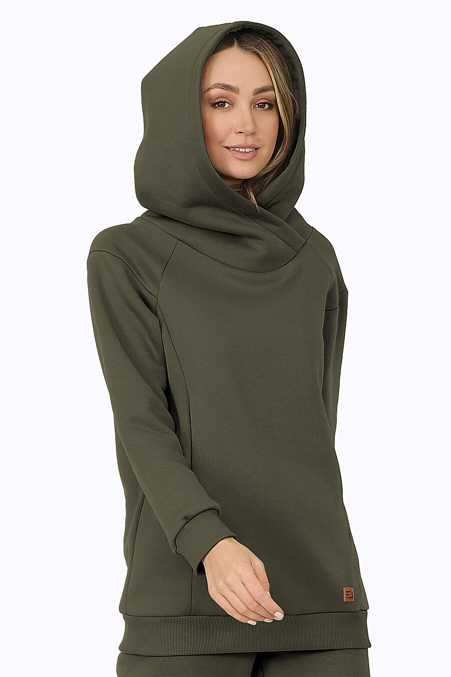 Худи для женщин EZANNA 708521 купить оптом от производителя. Совместная покупка женской одежды в OptMoyo