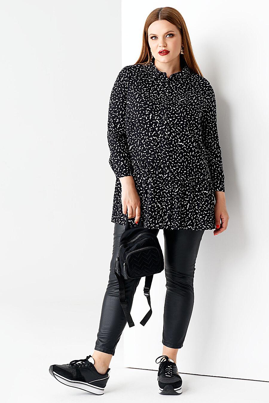 Блуза для женщин PANDA 708641 купить оптом от производителя. Совместная покупка женской одежды в OptMoyo