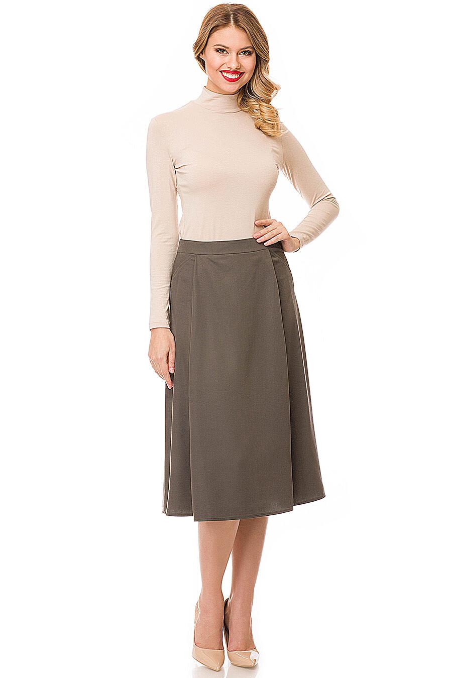 Юбка для женщин Vemina 81946 купить оптом от производителя. Совместная покупка женской одежды в OptMoyo